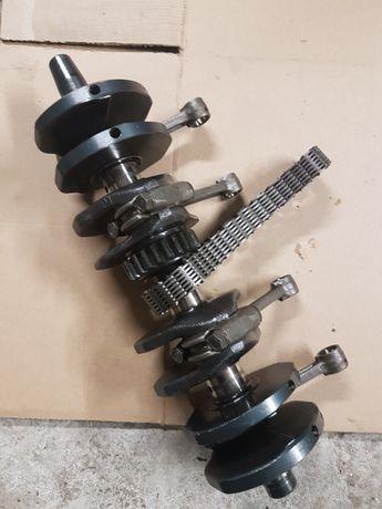 Wał,tłoki ,cylindry korbowody silnik czesci Kawasaki gpx 600r