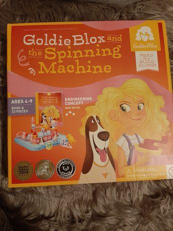 Goldie blox klocki konstrukcyjne Nowe