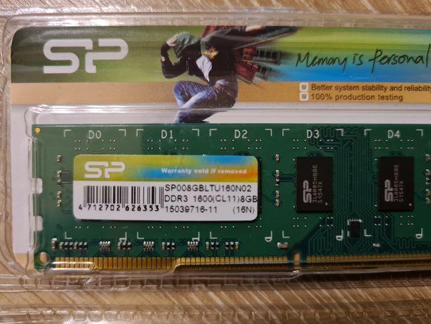 Память DDR3 8GB 1600