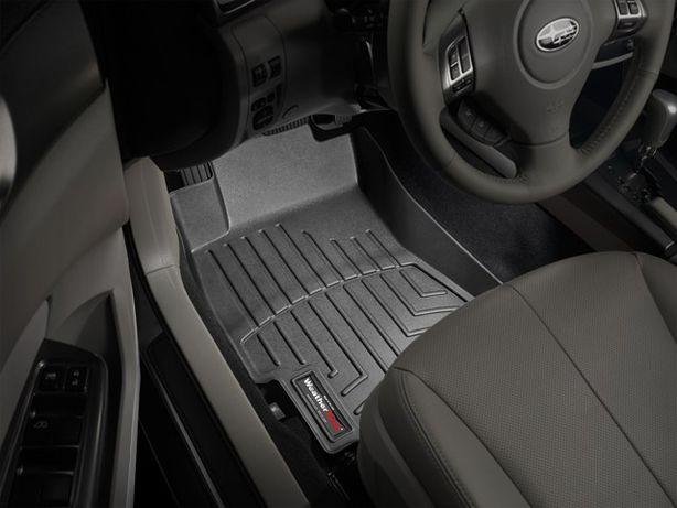 Коврики автомобильные (WeatherTech) Subaru Forester 2009-2013 год.