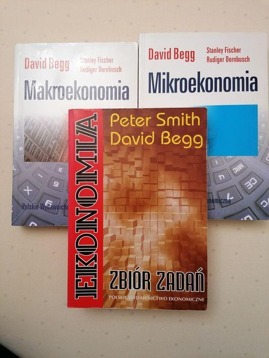 Mikroekonomia, makroekonomia, zbiór zadań Begg Warszawa - image 1