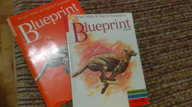 Blueprint one students book, workbook