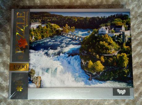 ПАЗЛЫ 1500 Rheinfall Switzerland