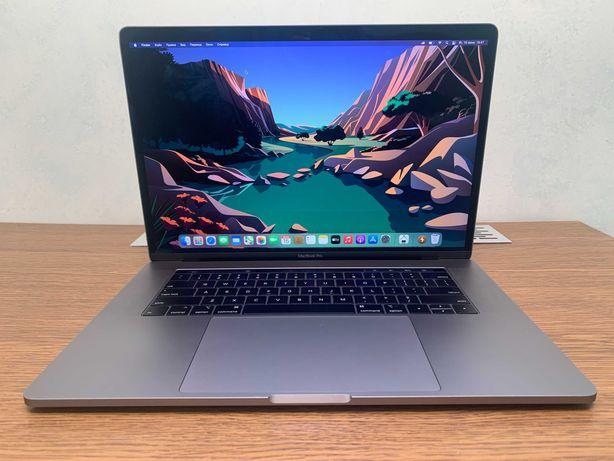 MacBook Pro 15 2017 2.8 GHz i7 16 gb 256 SSD MPTR2