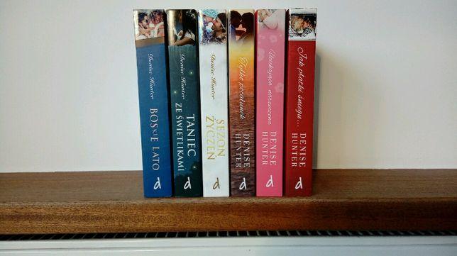 Serie powieści romanse Denise Hunter, Nowe