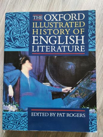 """""""The Oxford illustrated  history of English literature"""" by Pat Rogers"""