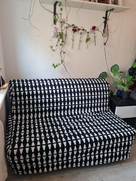Sofa rozkładana dwuosobowa IKEA