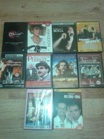 Filmy na DVD - 30 Szt