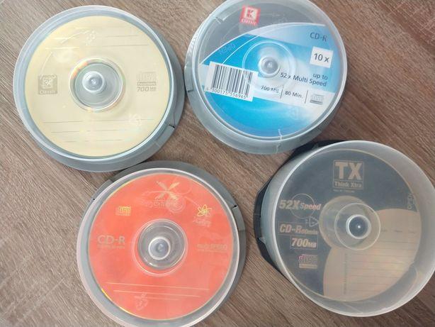 Płyty CD-R 37 sztuk