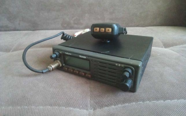 Автомобільна CB радіостанція (рація) Lafayette Trucker AM/FM ASQ \ CB