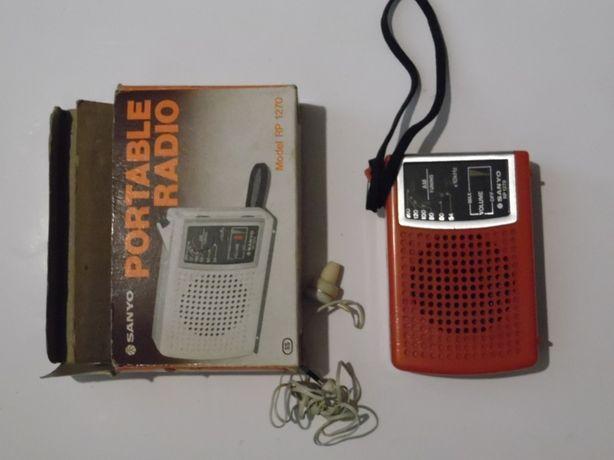 Радиоприемник sanyo.