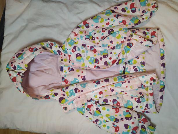 Куртка lupilu для дівчинки