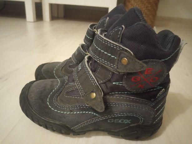 Zimowe buty dziecięce Geox