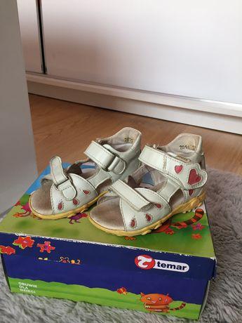 Sandałki dziecięce,dziewczęce - sandały (kolekcja damska, zestaw)