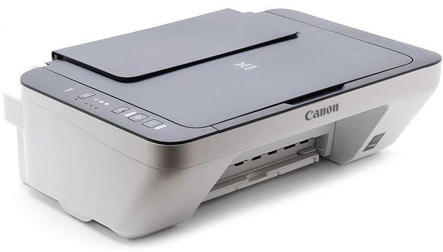 Canon PIXMA E404 + СНПЧ