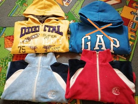Bluza polar, Gap HM 110/116