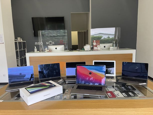MacBook AIR/ MacBook Pro usados/semi novos/novos