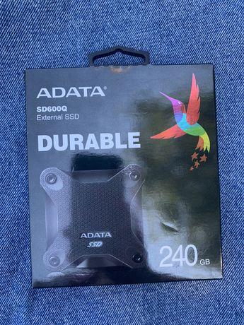Внешний SSD накопитель ADATA SD600Q 240GB