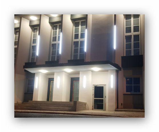 Lampa LED wodoodporna Na wymiar Elewacja Mur Płot Ściana Łazienka