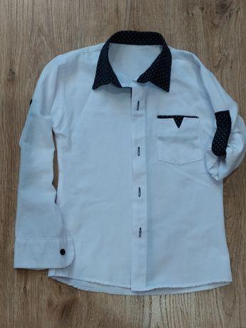 Рубашки в школу на мальчика 128 размер
