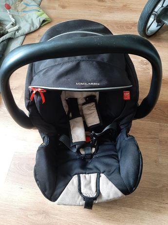 Nosidełko fotelik McLaren by Recaro beż