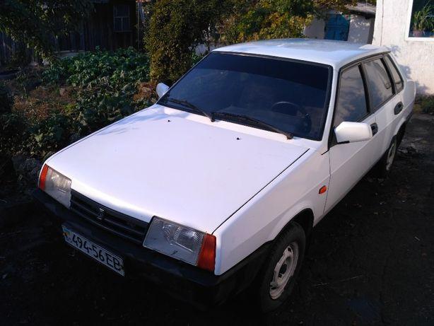 Продам ВАЗ 21099, пробег (истинный) 46тыс., цена 150 т.р.
