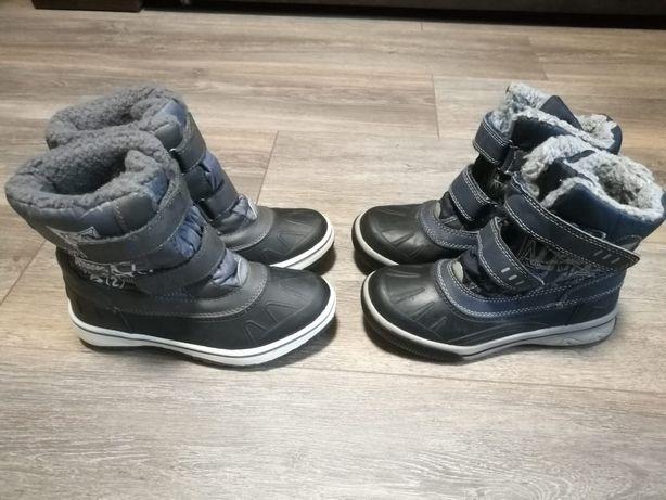 Дитячі чобітки. Німечина