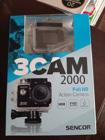 Kamerka 3CAM 2000 Full HD