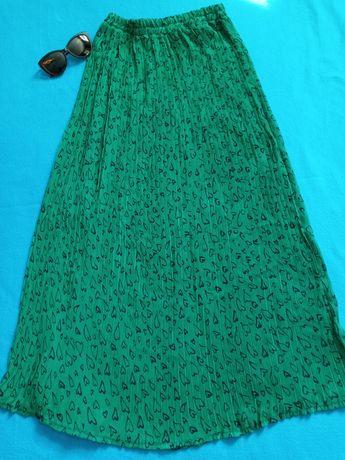 Срочно!Женская юбка-плиссе