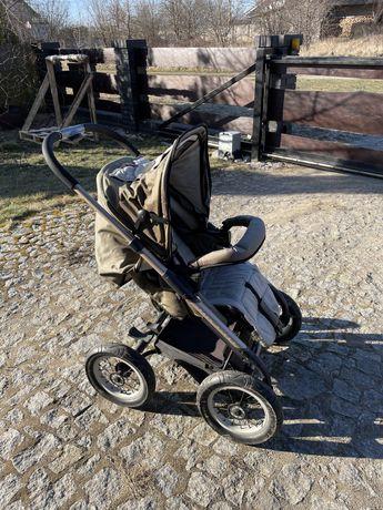 Zestaw: wózek dziecięcy i foteliki dla dziecka 0-2 lata