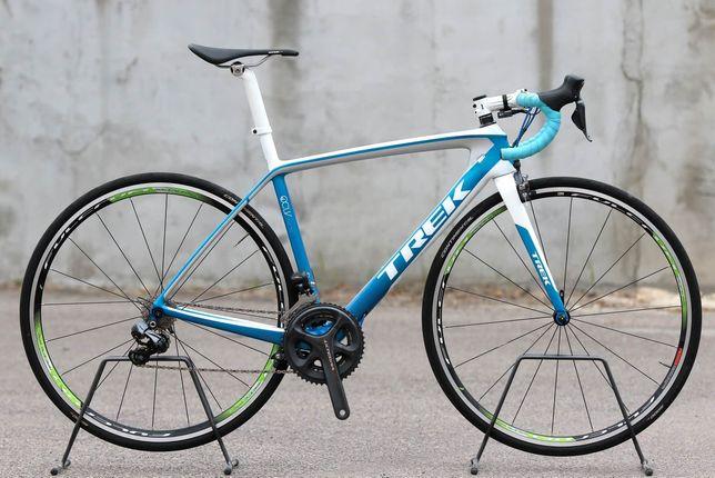 Продам карбоновый велосипед Trek Madone на Shimano ultegra di2
