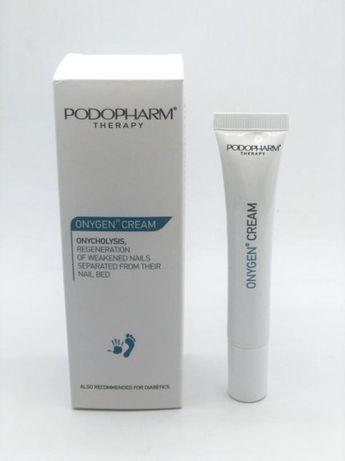 Крем podopharm onygen для восстановления ногтей рук и ног 20мл