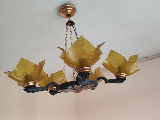 Starą lampa