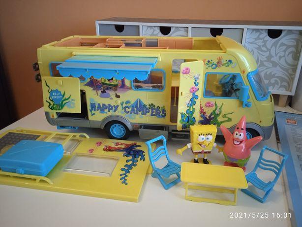 Samochód Happy Camper Kanciastoporty Figurki