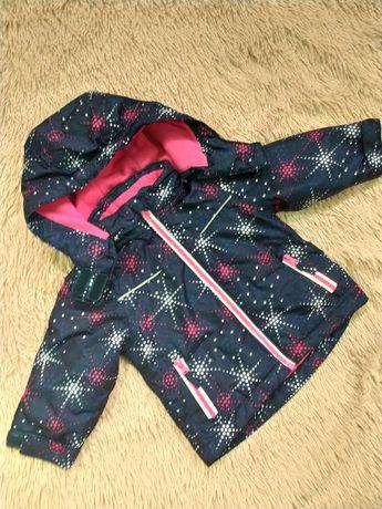 Куртка демисезонная курточка деми весна осень для девочки
