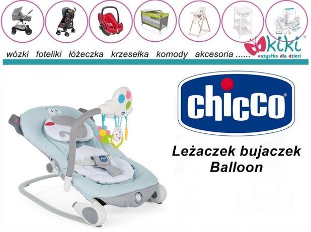 Chicco Leżak- bujaczek dla dziecka Balloon