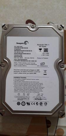 Жёсткий диск 500гб для стационарного компьютера