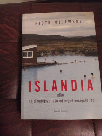 Islandia albo najzimniejsze lato od 50 lat