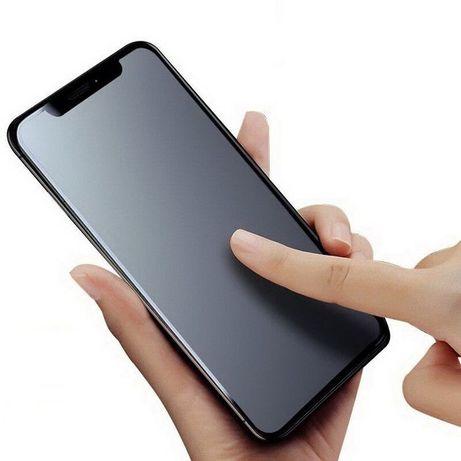 Matowe Szkło Hartowane Mocolo Matte 3D Full Face Iphone 12/12 Pro