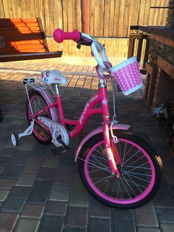 Велосипед для девочки (без пробега)