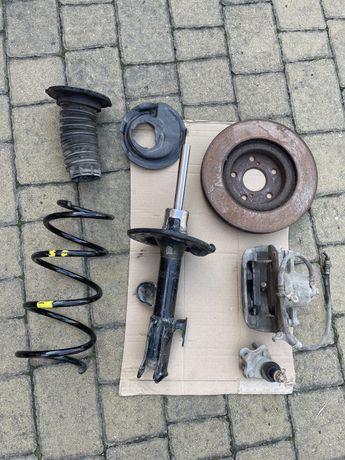 Стойка, пружина, супорт, тормозий диск, шарова Toyota RAV4, 15-