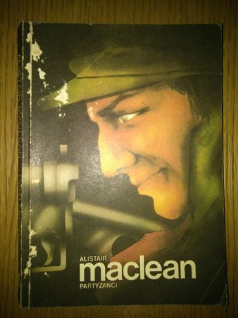 Alistair Maclean - Partyzanci