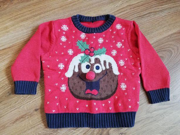Sweterek świeta Boże Narodzenie
