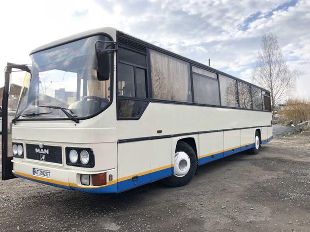 Man ul292 приміській пвтобус