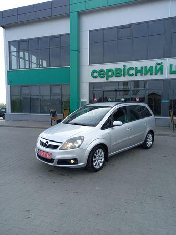 Opel Zafira 1.6 Бензин