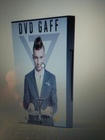 VOD DVD Gaff i VOD Cardistry vol 2