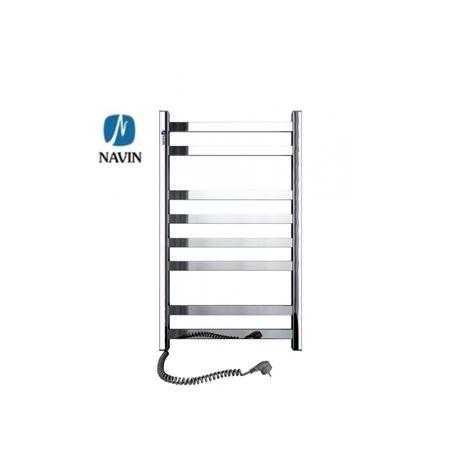 Электро полотенцесушитель NAVIN Авангард 480х800. Доставка бесплатная