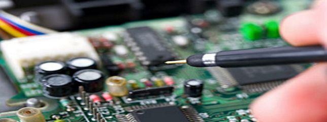 Reparação de material electrónico