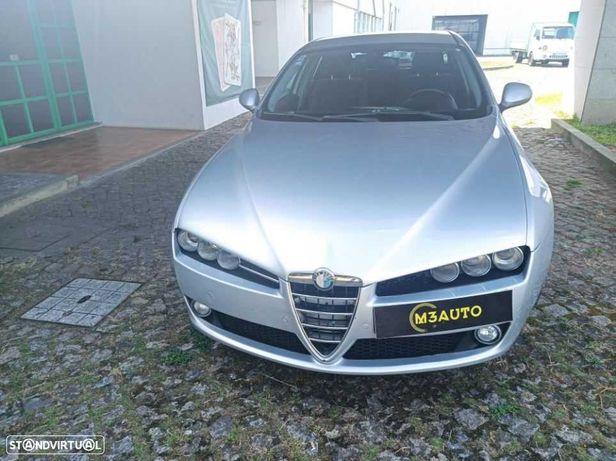 Alfa Romeo 159 1.9 JTD 16 v Q-TRONIC SPORTIVA 150 CV DESDE 100€/mês