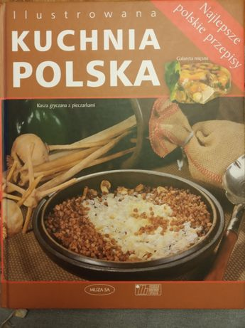 Ilustrowana kuchnia polska | Henryk Dębski i Danuta Dębska